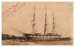 The Charles N. Morgan , Last Of The Whalers , RPC - Sailing Vessels