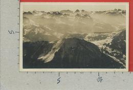 CARTOLINA NV SVIZZERA - Stanserhorn Mit Engelbergeralpen Von N - 9 X 14 - NW Nidwalden