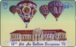 AUSTRIA Private: *Air Balloon Europeans* - SAMPLE [ANK F7] - Autriche