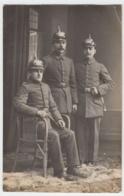 (5335) Foto AK Militaria, Soldaten, Kragennummer IV., 30, 1914-18 - Militaria