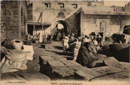 CPA Saffi - La Porte De La Douane MAROC (964389) - Marokko