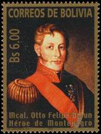 Bolivia 2005 Colegio Mariscal Braun Unmounted Mint. - Bolivie