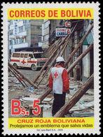 Bolivia 2006 Bolivian Red Cross Unmounted Mint. - Bolivia