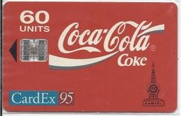 GAMBIA - COCA COLA - CARDEX '95 - 2.000EX - Gambia