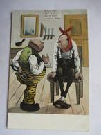 CHEZ  LE  DENTISTE   ....  PINCE  !            TTB - Humour