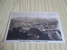Philippeville (Algérie).Vue Générale Et La Marine. - Skikda (Philippeville)