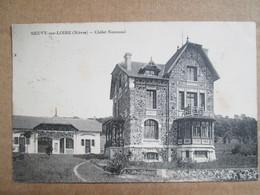 Neuvy Sur Loire . Chalet Normand - Autres Communes