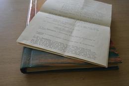 Album Complet Photos Cartes Post Mortem M. Boon Mechelen Malines 1951 Obsèques Overleden + Discours - Photos