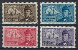 ⭐ AEF - YT N° 66 à 69 ** - Neuf Sans Charnière - 1938 ⭐ - Nuovi