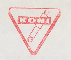 Meter Cover Netherlands 1984 KONI - Shock Absorbers - Coches