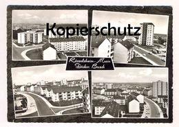 ÄLTERE POSTKARTE RÜSSELSHEIM MAIN DICKER BUSCH Ansichtskarte AK Cpa Postcard - Ruesselsheim