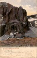 Pisciadùseehütte Mit Pisciadù * 18. 7. 1907 - Italia
