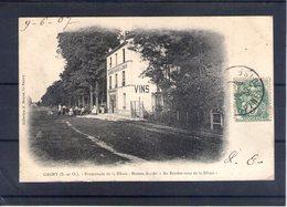 93. Gagny. Promenade De La Dhuis. Maison Allier Au Rendez Vous De La Dhuis - Gagny