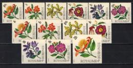 BURUNDI - 1966 - FIORI - MNH - 1962-69: Neufs
