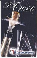 SLOVAKIA - HAPPY NEW YEAR 2000 - 4000EX - Slovacchia