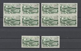 FRANCE .  YT  N° 923  Neuf **  1952 - Nuevos