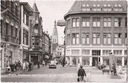 Breda - Eindstraat Met Gezicht Opd E Grote Kerk - & Old Cars - Breda