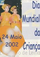 1999 Pocket Calendar Calandrier Calendario Portugal Crianças Children Les Enfants Ninos Dia Mundial Da Criança - Calendriers