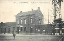 Charleroi - Gosselies - La Gare Vue De L' Extérieur - Charleroi