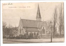 Den Haag Engelse Kerk. Thans Paleis Van Justitie. ZEER ZELDZAAM ! Stempel Bickerdike - Den Haag ('s-Gravenhage)