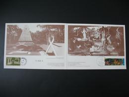 Polynésie Française  1985  XXè Anniversaire Du Musée Gauguin   N° PA 11 Et PA 186   N° 412 A - Polinesia Francese