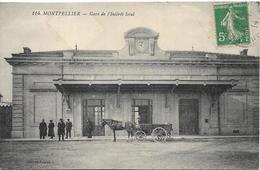 MONTPELLIER Gare De L' Intérêt Local - Montpellier