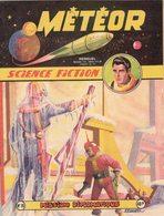 METEOR N° 76 MENSUEL PUBLICATION ARTIMA JUILLET 1959 MISSION DIPLOMATIQUE - AVENTURE SCIENCE FICTION GALAXIE - Meteor