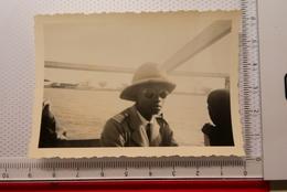Famille LABAT , Voyage Afrique , Photo Originale P286 - Africa