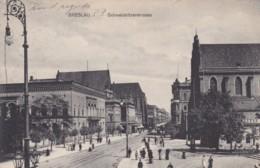BRESLAU - SCHWEIDNITZERSTRASSE - Poland
