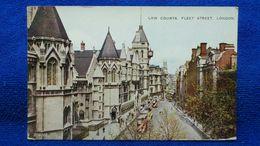 Law Courts Fleet Street London England - London