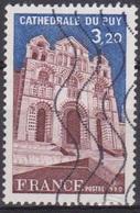 Tourisme - FRANCE - Cathédrale Du Puy - N° 2084 - 1980 - Used Stamps