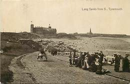 Pays Div Ref X282- Royaume Uni - United Kingdom - Uk - Long Sands From S , Tynemouth - - Regno Unito