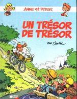 Anne Et Peter T 2 Un Trésor De Trésor EO BE FLEURUS 05/1986 Jean-Pol (BI4) - Editions Originales (langue Française)