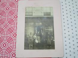 Café-Restaurant MAIREL - Angle De L'Avenue Claude Vellefaux Et Rue De Saint-Maur - Arrondissement: 10