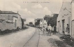COURSAC LA GRAND'RUE 16 CHARENTE RARE COURCAC - France