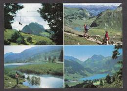 109527/ PLANFAYON, Lac Noir, Schwarzsee - FR Fribourg