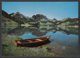 109530/ PLANFAYON, Lac Noir, Schwarzsee - FR Fribourg