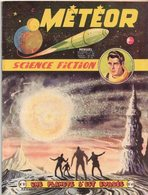 METEOR N° 81 MENSUEL PUBLICATION ARTIMA JANVIER 1960 UNE PLANETE S'EST EVADEE - AVENTURE SCIENCE FICTION GALAXIE - Meteor