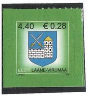 Estonia 2006 . COA Of Laane-Viru. 1v: 4.40.   Michel # 541 - Estonie