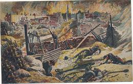 STRASBOURG - BOMBARDEMENT DE STRASBOURG 1870 - FAUBOURG DE PIERRES - Strasbourg