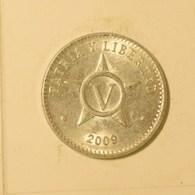 Cuba 2009 KM#34 CINCO CENTAVOS 5 Centavos Regular XF - Cuba