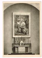 V4618 Torino - Altare Maggiore E Quadro Della Chiesa Parrocchiale Gesù Operaio - Via Leoncavallo / Viaggiata - Churches
