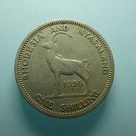 Rhodesia And Nyasaland 1 Shilling 1956 - Rhodesia