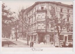 CZECH REPUBLIC - AK 375404 Decin - MODERN REPRODUCTION CARD - República Checa