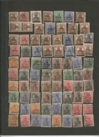 Germany Saar Area 1920  Lot 142 Germania   Cancelled O - 1920-35 Società Delle Nazioni