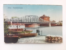 LATVIA - Libau (Liepaja) - Railway Bridge - Lettonia
