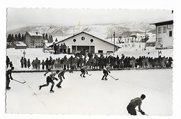 38 VILLARD DE LANS La Patinoire Hockey Csm   ...G - Villard-de-Lans