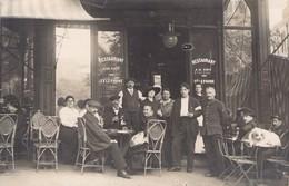 Carte Photo Devanture Café Lieux Déterminer - Bar, Alberghi, Ristoranti