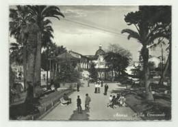 AVERSA - VILLA COMUNALE - NV FG - Aversa