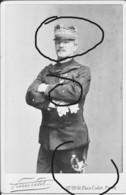 Armée Française Genéral Portrait (1) - Guerre, Militaire
